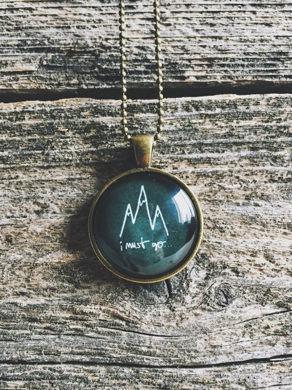 Hey, I found this really awesome Etsy listing at https://www.etsy.com/uk/listing/219740412/mountain-necklace-the-mountains-are
