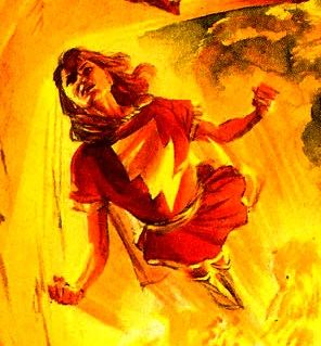 Mary Marvel - DC Comics Database