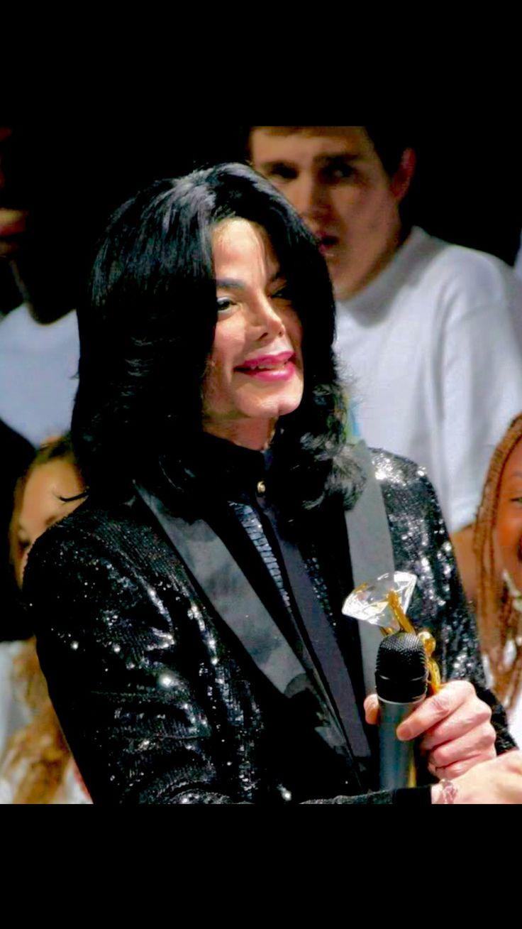 #MichaelJackson his last public performance.