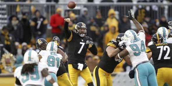 The FAQ: AFC Wild Card - Dolphins at Steelers – GET MORE SPORTS