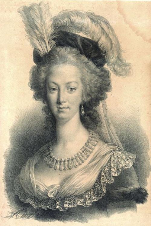 Why Marie Antoinette