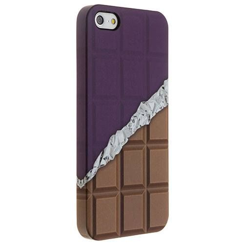 Coque tablette chocolat Milka