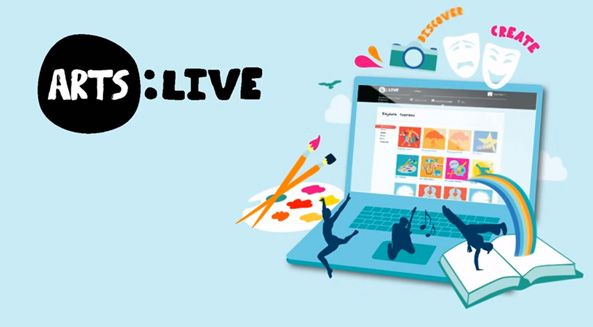 Arts: Live - Jump on board this free and easy, interactive web application to facilitate collaboration and innovation across all five art forms in your classroom. Regardless of your existing skills and knowledge, ARTS:LIVE provides extensive cross-curricular content, with sequential instructions to bring the arts alive.
