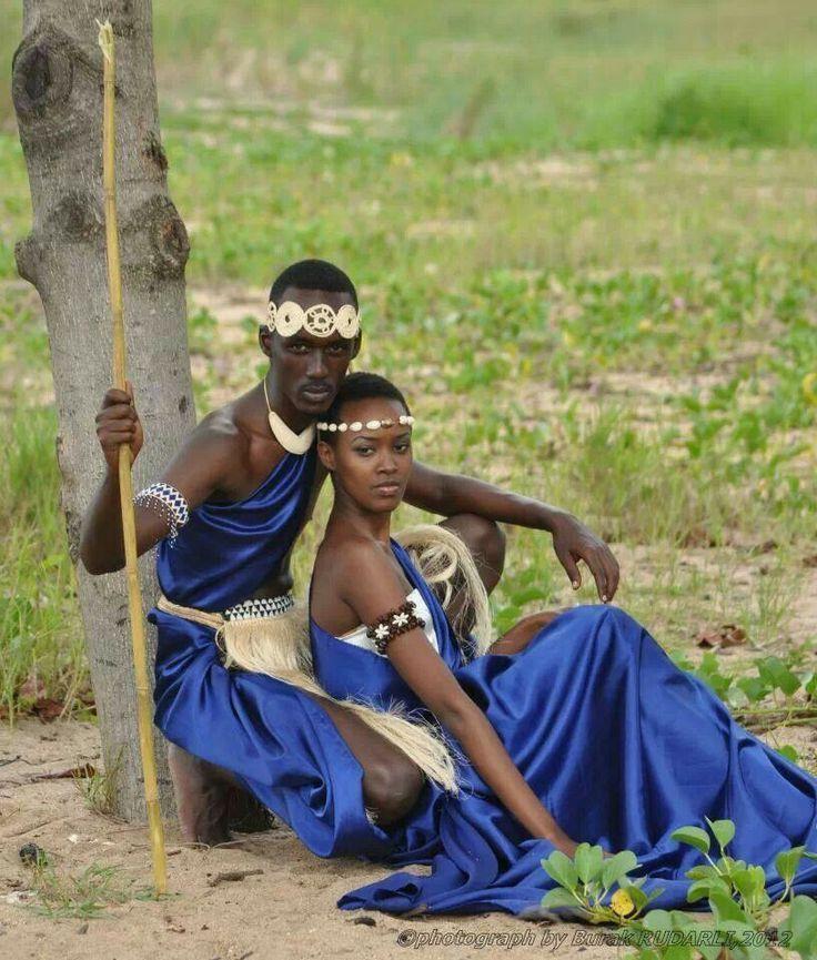 Burundi wedding day