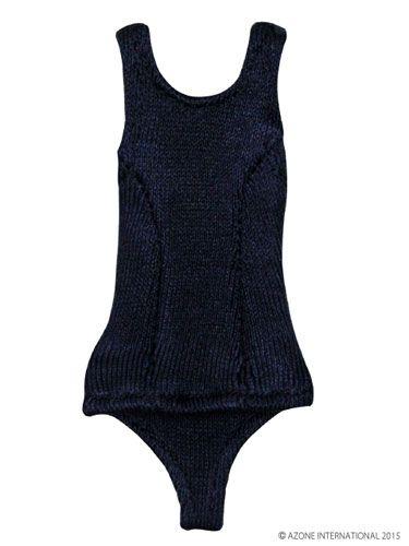 ピコニーモサイズ 1/12スクール水着 ネイビー(ドール用衣装)[アゾン]《在庫切れ》