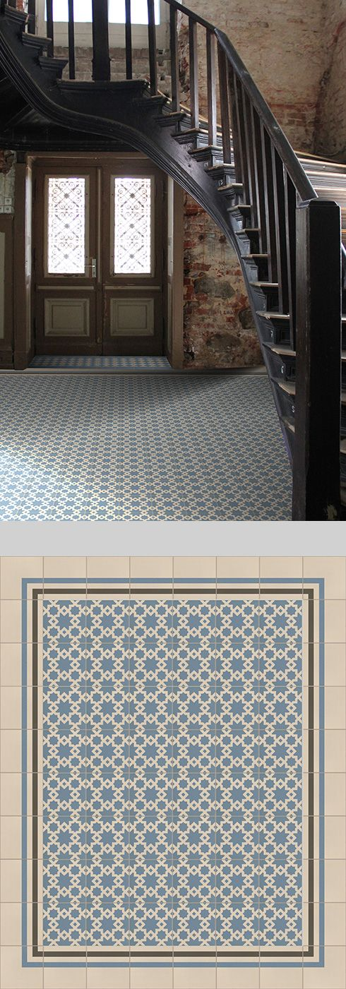 Both like- Golem Tiles - Encaustic Tiles