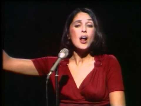 Joan Baez - Swing low sweet chariot (live in France, 1973)