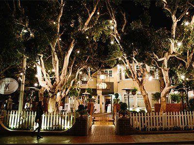 The Victorian Santa Monica California Wedding Venues 1