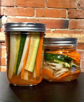vietnamese pickled vegetables