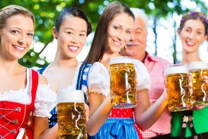 The Autumn season means the turning colours of the leaves, cozy evenings inside and the annual Oktoberfest celebrations in Germany and around the world.  Munich's Oktoberfest - the largest celebration of Bavarian culture in the world -  kicks off on Sept. 21, but don't fear if your travels won't take you to Germany this fall.