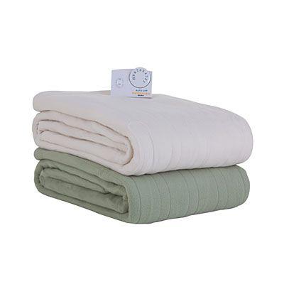 Biddeford 174 Fleece Full Size Heated Electric Blankets At