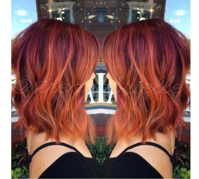 Couleurs Cheveux Tendance Automne 2015 – 20 Modèles en Photos | Coiffure simple et facile