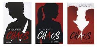 #67 La lettrice stanca: Chaos trilogia (Chaos walking)