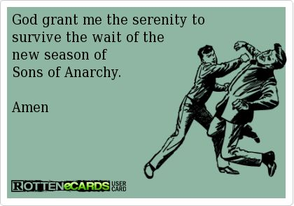 happy birthday sons of anarchy | ... serenity tosurvive the wait of thenew season of Sons of Anarchy. Amen
