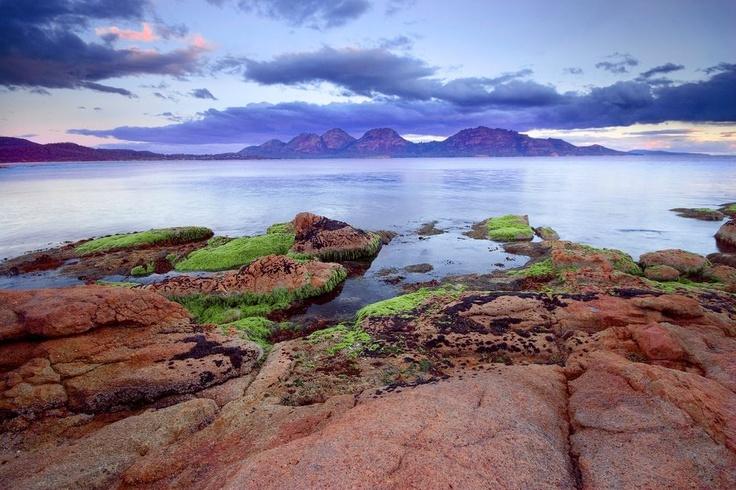 Freycinet Wine Glass Bay Coles Bay, Tasmania - Freycinet National Park