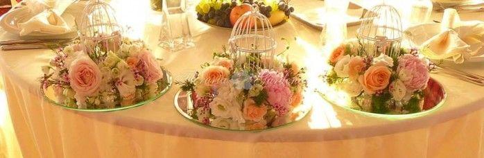aranjamente masa miri la Floraria Gardenia Tulcea