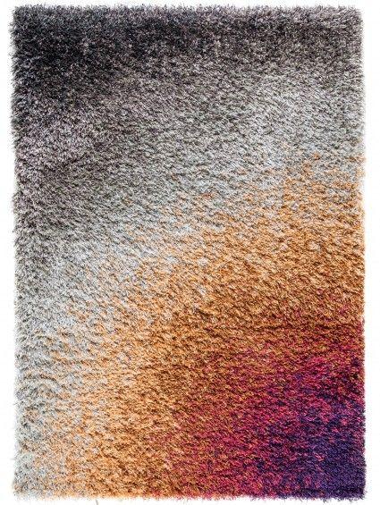 Hochflorteppich Pixus Orange #benuta #teppich #interior