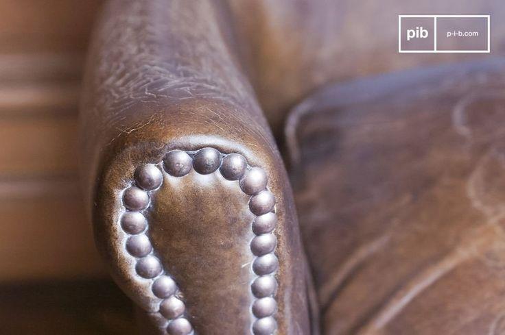 Ver la foto sofá de cuero Turner | 3