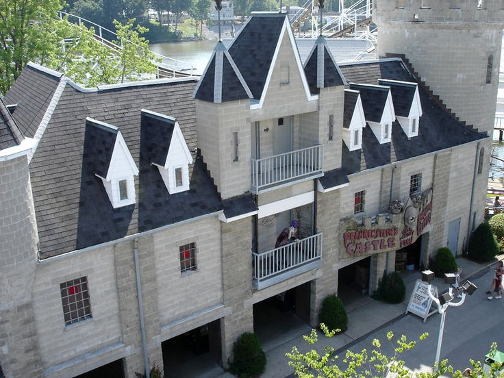 frankensteins castle indiana beach haunted attractionsfrankensteinindiana castle - Indiana Halloween Attractions