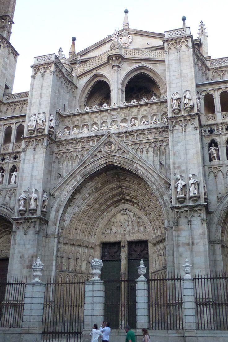 Puerta del Perdón en la Catedral de Toledo