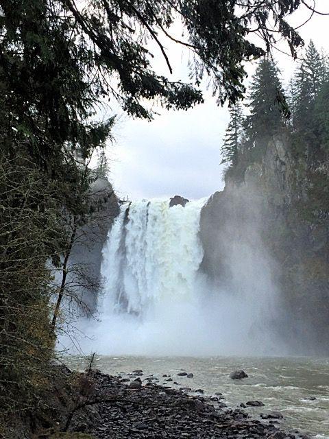 Snoqualmie Falls, Seattle