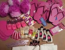 Girls Spa Party Favors - Bing Images                                                                                                                                                                                 More