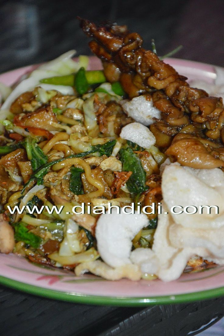 Diah Didi's Kitchen: Mie Dog Dog abang2
