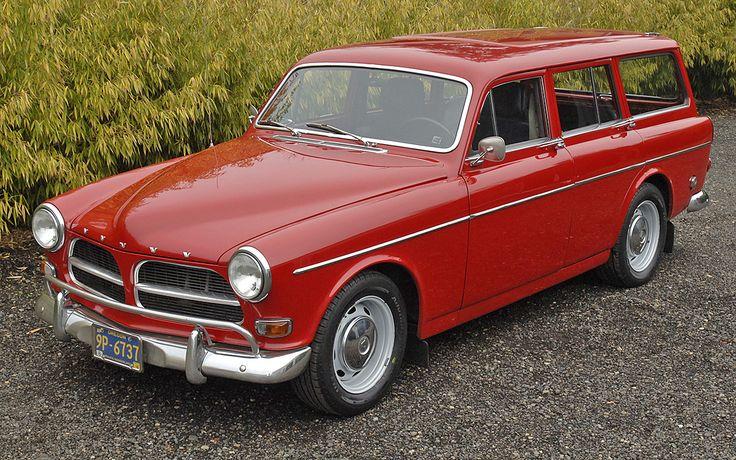 Amazon'ing! 1964 Volvo 122S Wagon - http://barnfinds.com/amazoning-1964-volvo-122s-wagon/