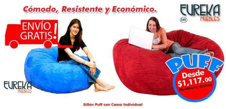 Puff http://www.eurekamuebles.com.mx