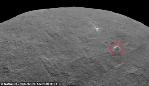 3-Mile-High 'Pyramid' and Bright Light On Ceres Planet - Unexplained Mysteries Tags:     ceres     ceres pyramid     ceres planet pyramid     nasa spots pyramid     ceres bright light     nasa     pyramid on ceres     ceres pyramid mystery     bright light on ceres     ceres planet     mysterie     unexplained     unexplained mysteries     space science