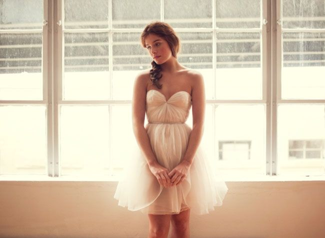 Sarah Seven Wedding Dresses – Spring 2011 Collection