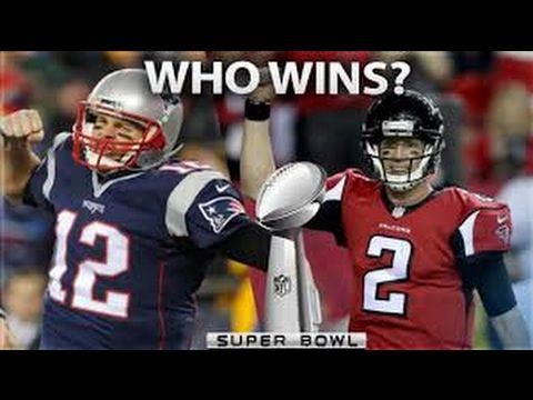 Steve Rich, exoert handicapper, predicts Super Bowl 51, Atlanta Falcons versus the New England Patriots. Patriots (-3)