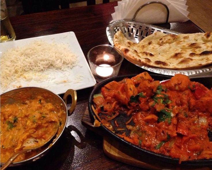 Taka kolacja nasyci i dostarczy wspaniałych kulinarnych doznań. :) Zapraszamy do Namaste India! :) http://www.namasteindia.pl/ Zdjęcie opublikował użytkownik tomikmar na TripAdvisor.com