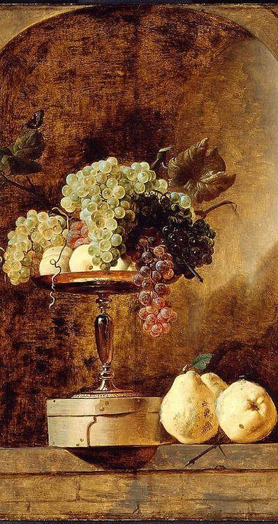 Üzüm, Şeftali Bir Niş Ayva A.Ş. - Frans Snyders