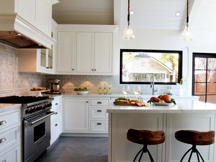 Farmhouse Kitchen White Cabinets 30 best kitchen ideas images on pinterest | dream kitchens