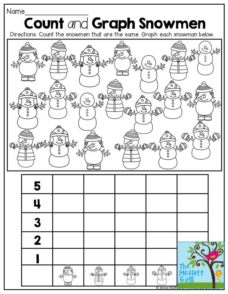 Collaborative Math Classroom ~ December no prep packet kindergarten kinderland
