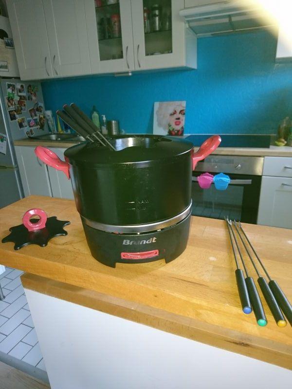 Les 25 meilleures id es de la cat gorie appareil fondue chinoise sur pinterest galette des - Appareil a fondue bourguignonne ...