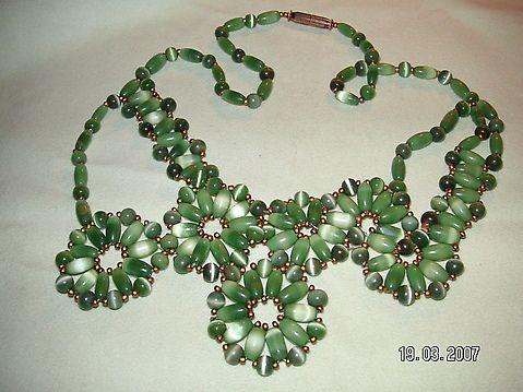 Зеленые кружева
