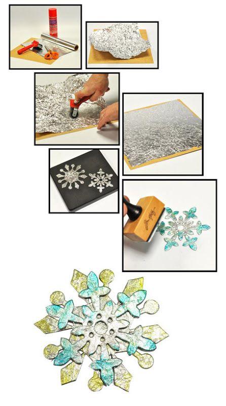 Tin Crafts Using A Dremel