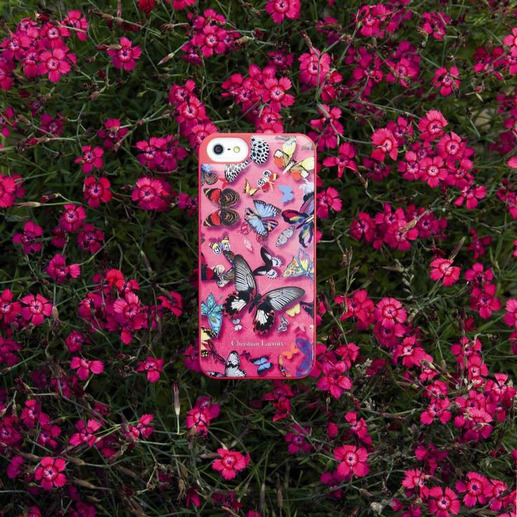 Christian Lacroix smart phone cover available from September