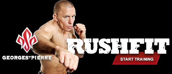 George St. Pierre RUSHFIT