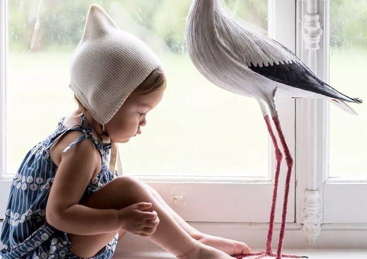 Dzianinowa czapka Omini