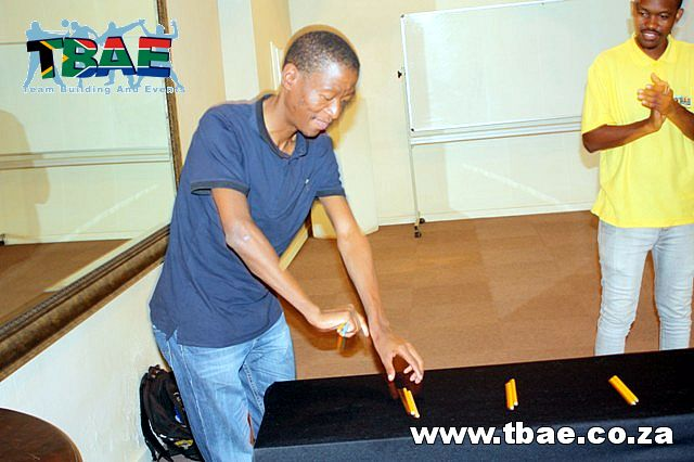 Victor Nkhwashu Attorneys Minute To Win It and Corporate Fun Day Team Building Centurion #teambuidling #tbae #minutetowinit