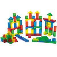Light & Colour Tabletop Blocks - Class Set