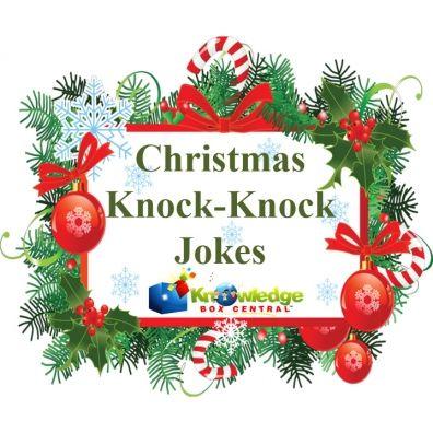 Christmas Knock-Knock Jokes FREE