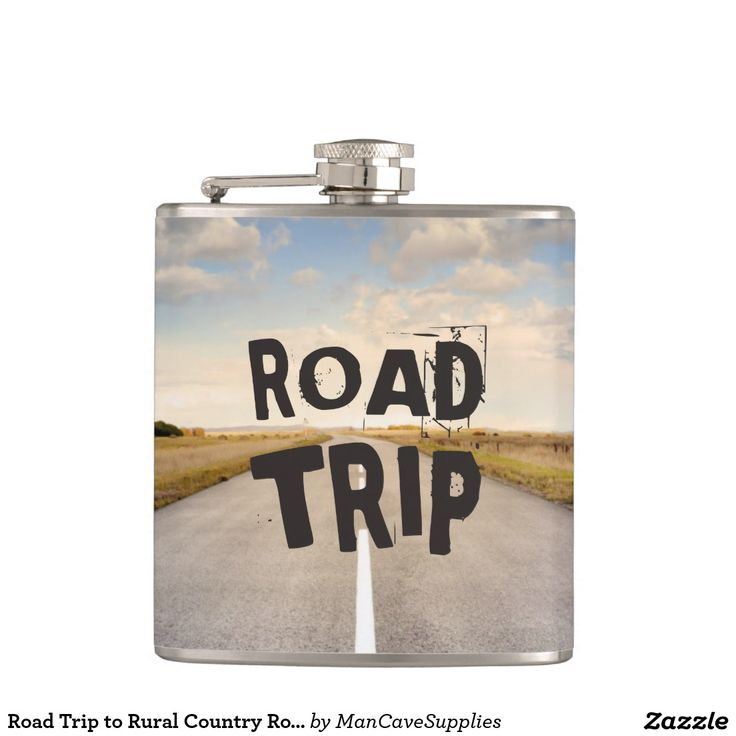 Road Trip to Rural Country Road