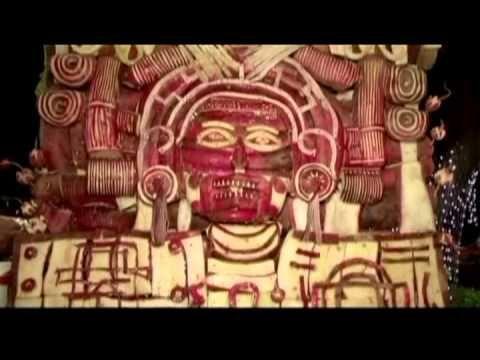 La Noche de los Rábanos, una tradición de la época navideña - YouTube