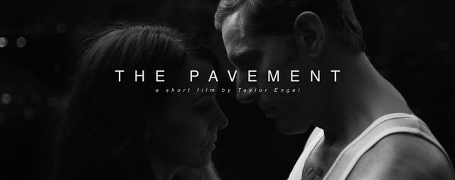 The city at night, a couple alone. A scream from the woman, the smoke of the gun... THE PAVEMENT is a short film directed by Taylor Engel which landed him in the top 10 of HBO's Project Greenlight competition.   Stay up to date on our official Facebook page - https://www.facebook.com/thepavementshortfilm Twitter - @taylorengel Website - www.taylorengel.com  STARRING Clayton Nemrow Kerry Norton Clive Coe  Directed & Edited | Taylor Engel Written By | Christopher Connors Story By |  Taylor…