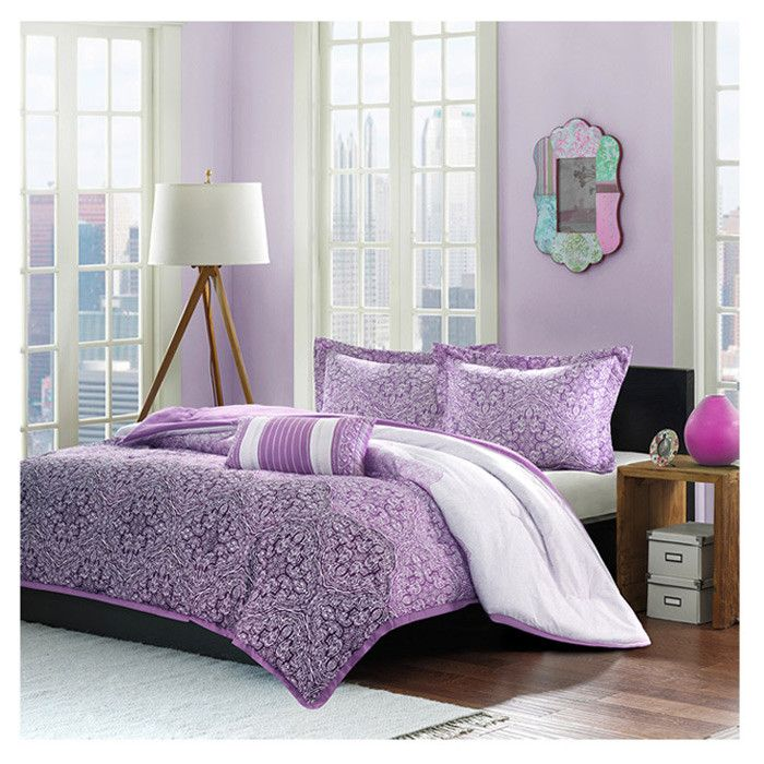 17 Best Images About Purple Home Decor On Pinterest Futons Bedding And Purple Bathroom