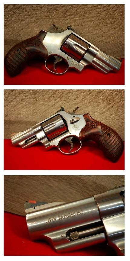 Smith & Wesson M629 .44 Magnum Talo Limited Edition S&W 629 $819 @snakeriverarms.com